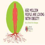 World Obesity Day 2020. Campagna social di sensibilizzazione al problema