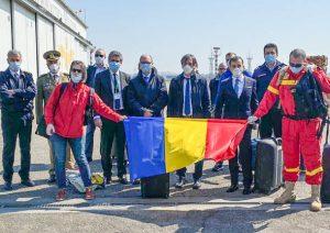 Coronavirus: Equipe mediche UE inviate in Italia