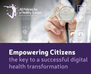 Pubblicato il documento sulla trasformazione sanitaria digitale