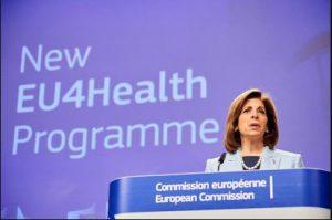 EU4Health: il programma entra in vigore