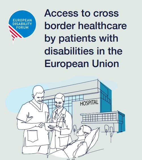 Sanità transfrontaliera: difficoltà per pazienti con disabilità